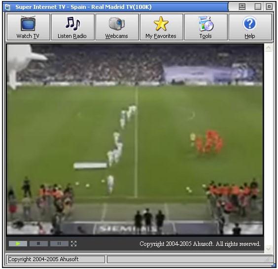 Super Internet TV, online televize přímo ve vašem počítači
