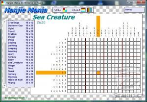 Hanjie Mania - hodně náročná hra s čísly