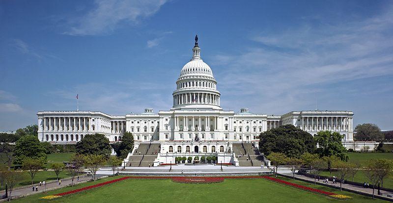Sídlo amerického Kongresu