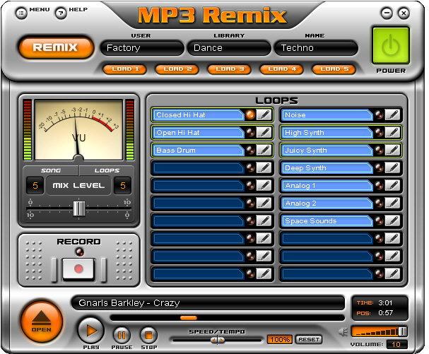 MP3 Remix - vstup do světa DJ