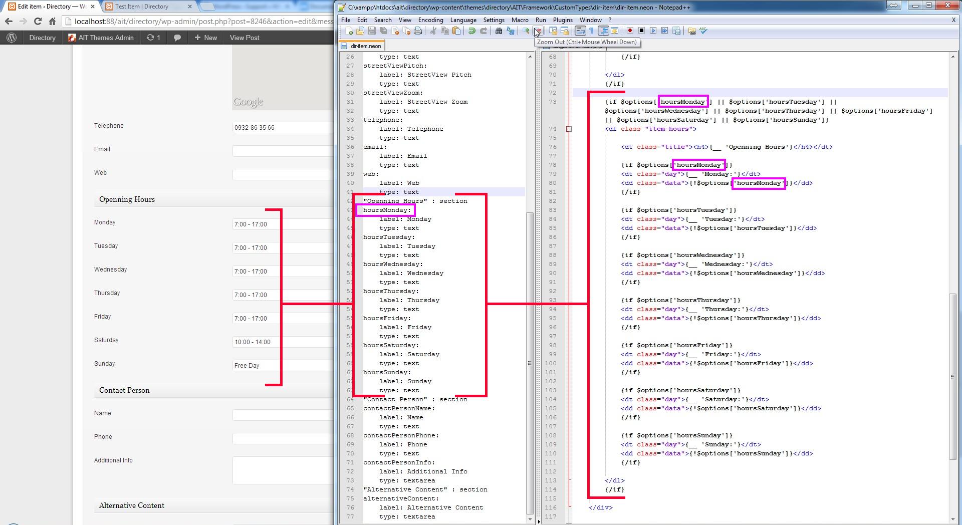 Nette Framework - webový aplikační framework