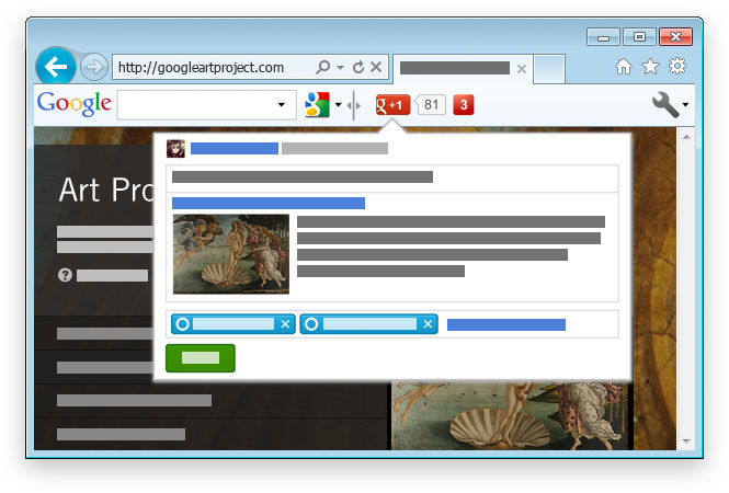Google Toolbar - síla Google kdekoliv