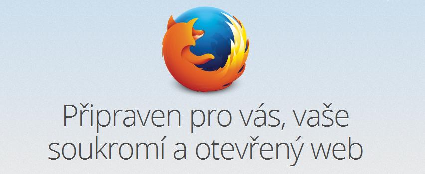 Firefox 31: zdokonalen pro Vaši bezpečnost