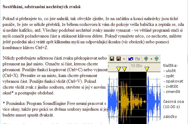 Střih zvuku - příručka začátečníka
