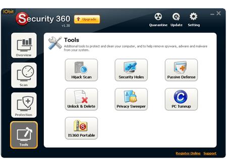 IObut Security 360 - moderní nástroj pro zabezpečení vašeho PC