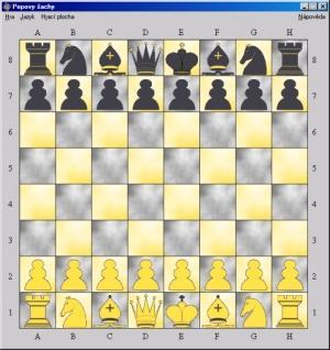 Pepovy šachy - jednoduché a skvělé šachy