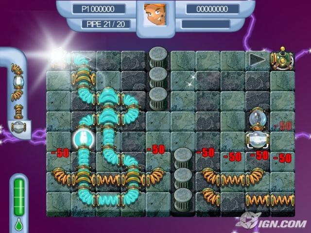 Pipe Mania - chytlavá a zábavná logická hra