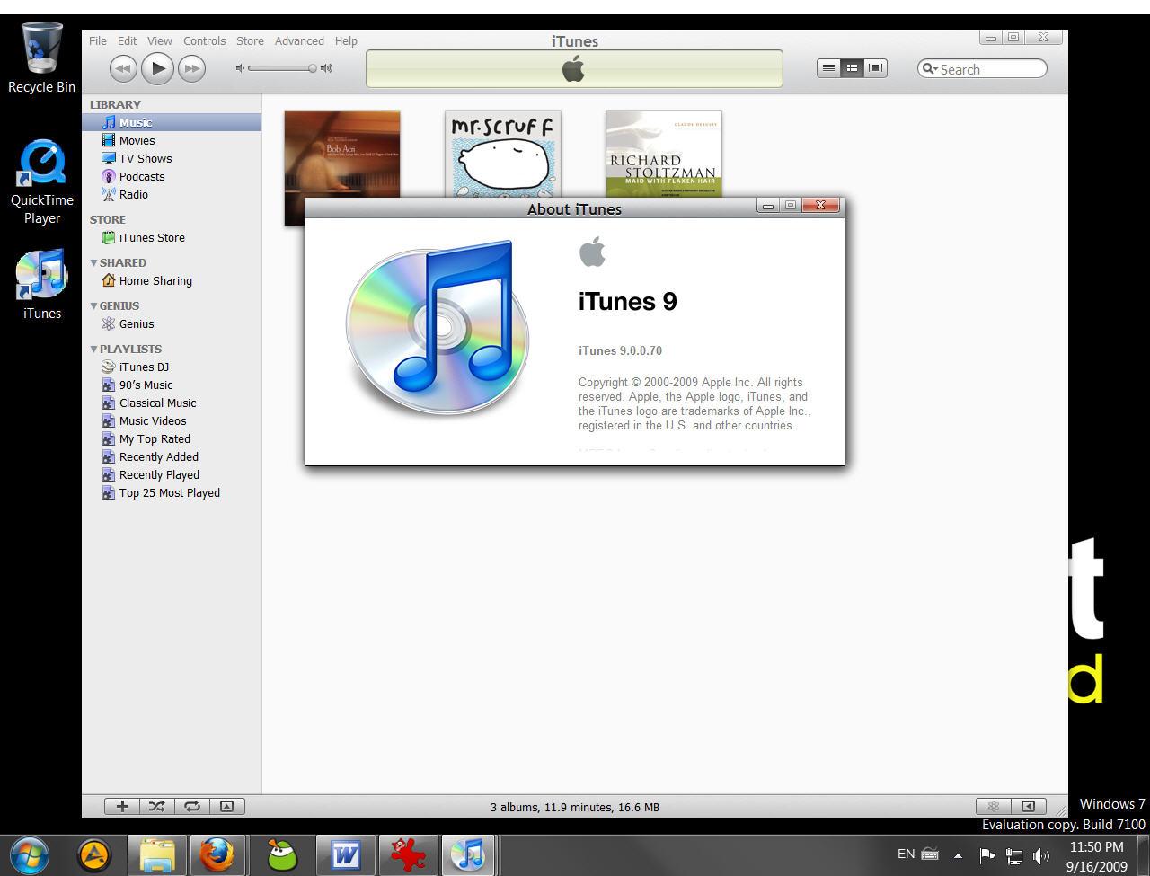 iTunes - snadné přehrávání multimediálních souborů