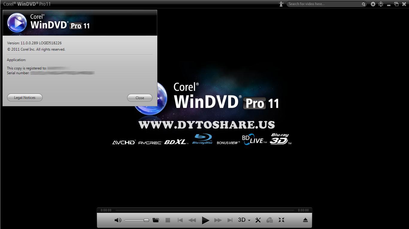 WinDVD PRO - budoucnost pro přehrávání videa!