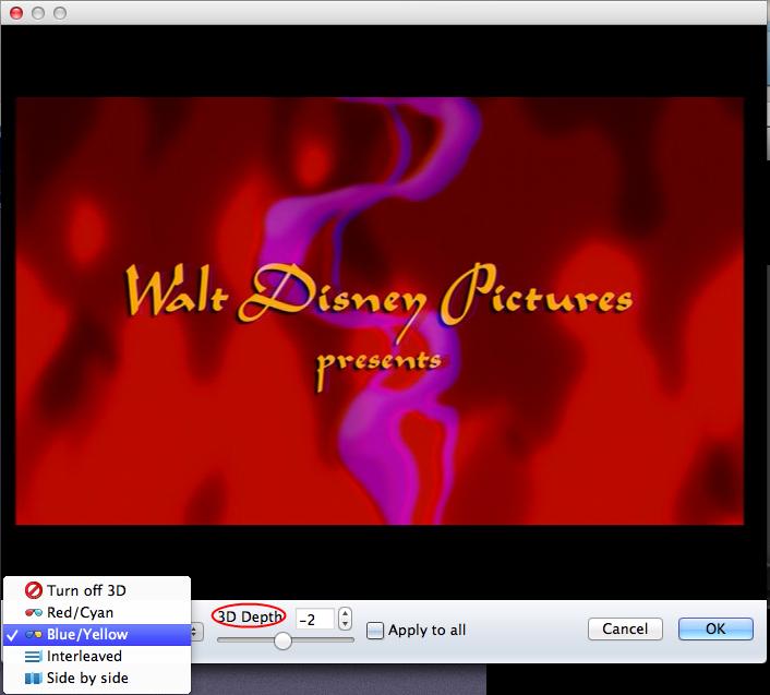 DVD Ripper InDepth - nástroj na ripování DVD souborů