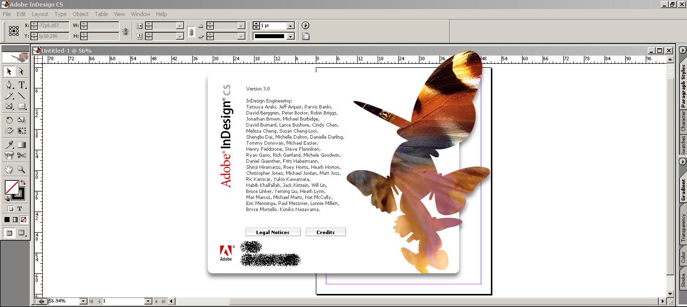 Adobe InDesign - jednoduchá tvorba propagačních materiálů a letáků