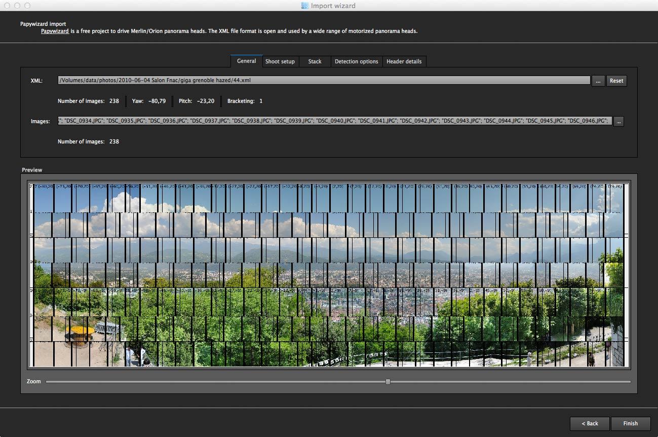 Autopano Giga - tvorba panoramatických fotografií s pokročilejšími funkcemi