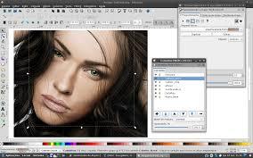 Inkscape - jednoduchý vektorový a grafický editor
