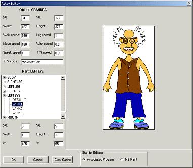 Tales Animator - snadná tvorba animací na vašem počítači