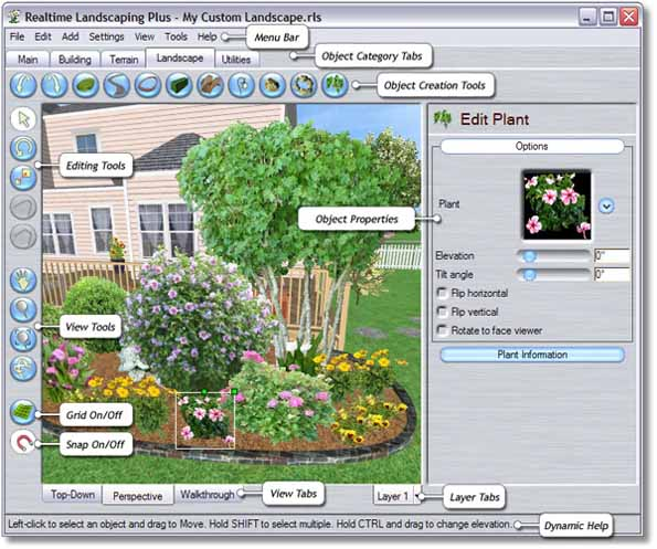 Bittorrentvirginia blog for Landscape design computer programs