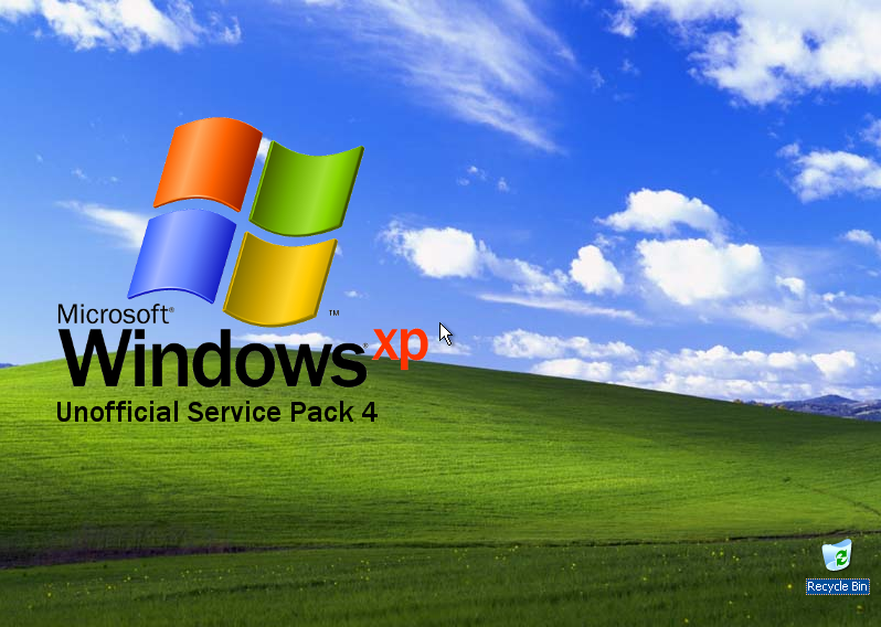 Windows XP Unofficial Service Pack 4: Beta Build 3 - almost stable:)