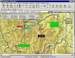 OziExplorer - GPS Mapping Software - mapový program pro GPS nástroje