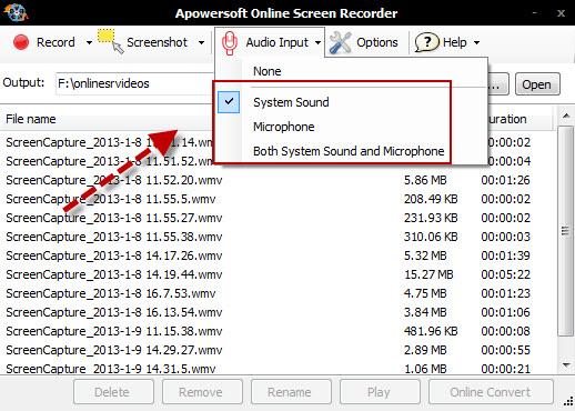 Apowersoft Free Screen Capture - zachycení a editace obrazovky