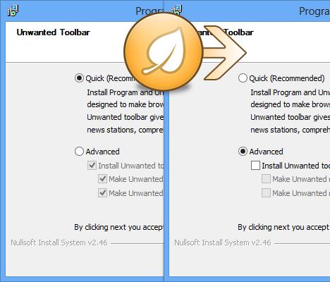 Unchecky - blokování instalace nevyžádaných aplikací