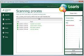 Loaris Trojan Remover - skvělý pomocník při odstraňování malware