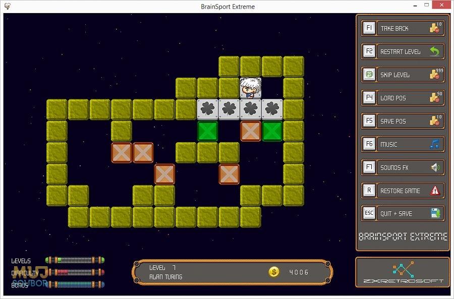 BrainSport EXTREME - logická hra pro chytré hlavičky