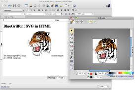BlueGriffon - pokročilý a moderní editor webových stránek