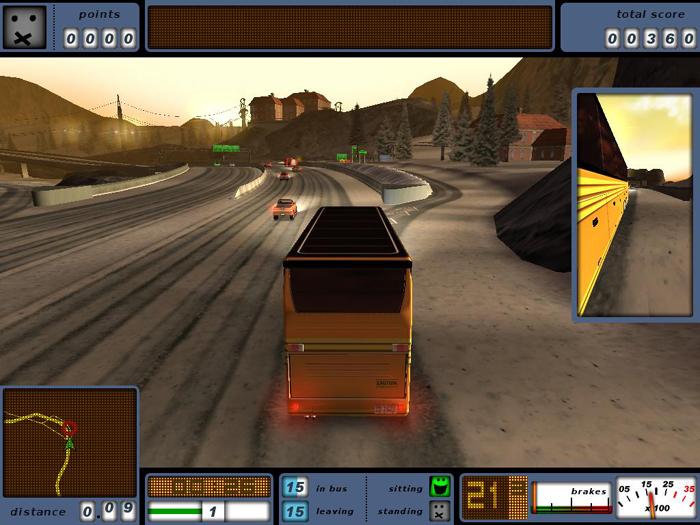 Bus Driver - skvělý simulátor autobusové dopravy