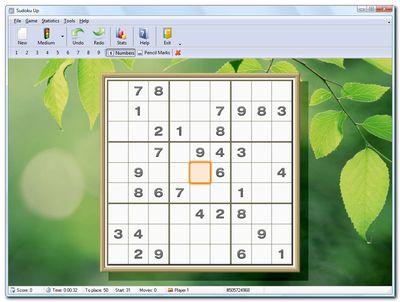 Sudoku UP - kvalitní kolekce sudoku