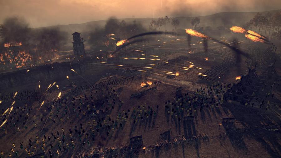 Bitvy Total War: Attila by měly uchvátit grafickým provedením a taktickou náročností