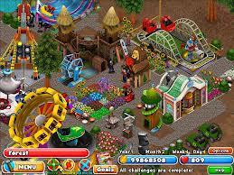 Dream Builder - Amusement Park - budujeme nejlepší park na světě!