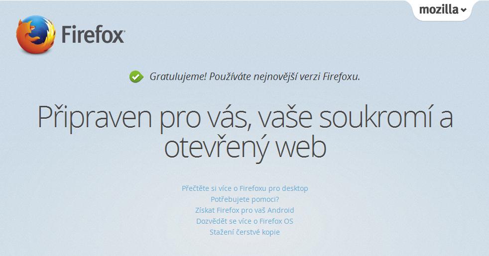 Firefox 33 přináší Off Main Thread Compositing do Windows