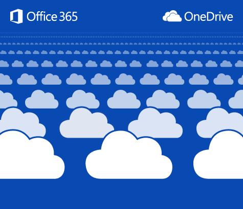 Office 365 přináší neomezený OneDrive