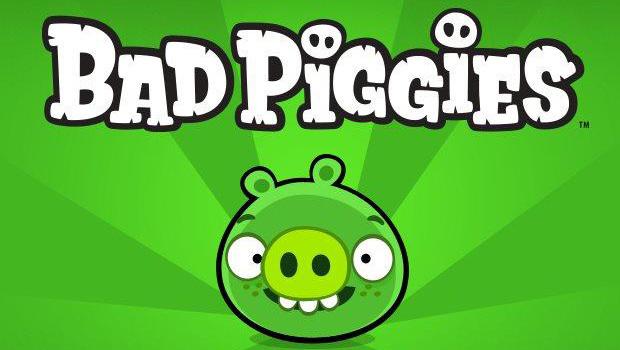 Angry Birds: Bad Piggies - to musíte mít!