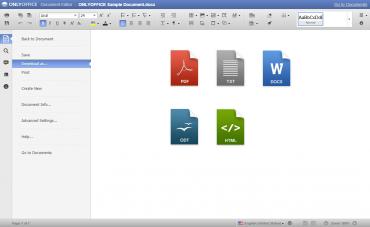 ONLYOFFICE - kompletní alternativa pro klasické Office