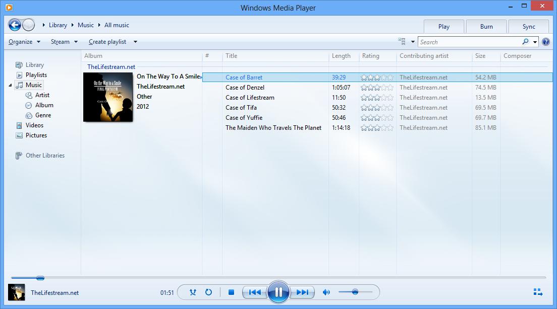 Fat Player - nenápadný a základní audio přehrávač