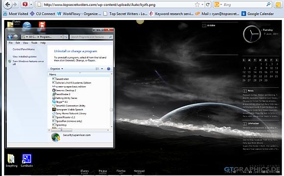 upScreen - okamžité zachycení obrazovky