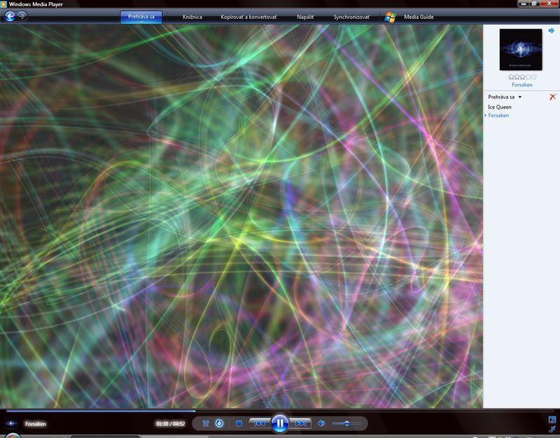 Vizualizace - dokonalá vizualizace na diskotéky a zábavy