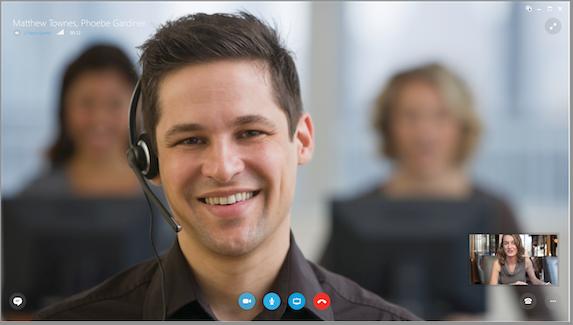 Skype for Bussiness: vstřícnost Skypu i pro business prostředí