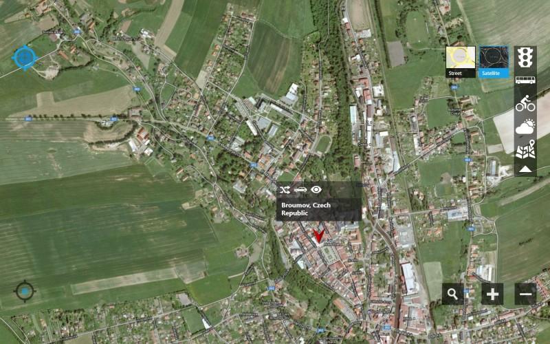 Plánovač tras Google - aplikace pro zjednodušení práce s Google Mapou
