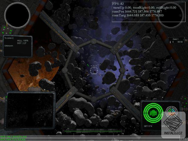 Space Combat - dokonalá prostrorová simulační hra