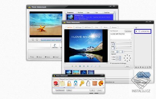 WonderFox Photo Watermark - bleskový vodotisk na vaše fotografie