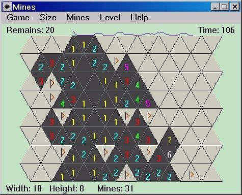 Clever Mines - vylepšené hledání min, které si zamilujete