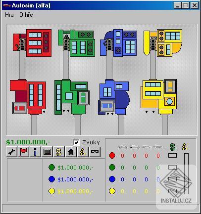 Autosim - dokonalá simulace výroby auta
