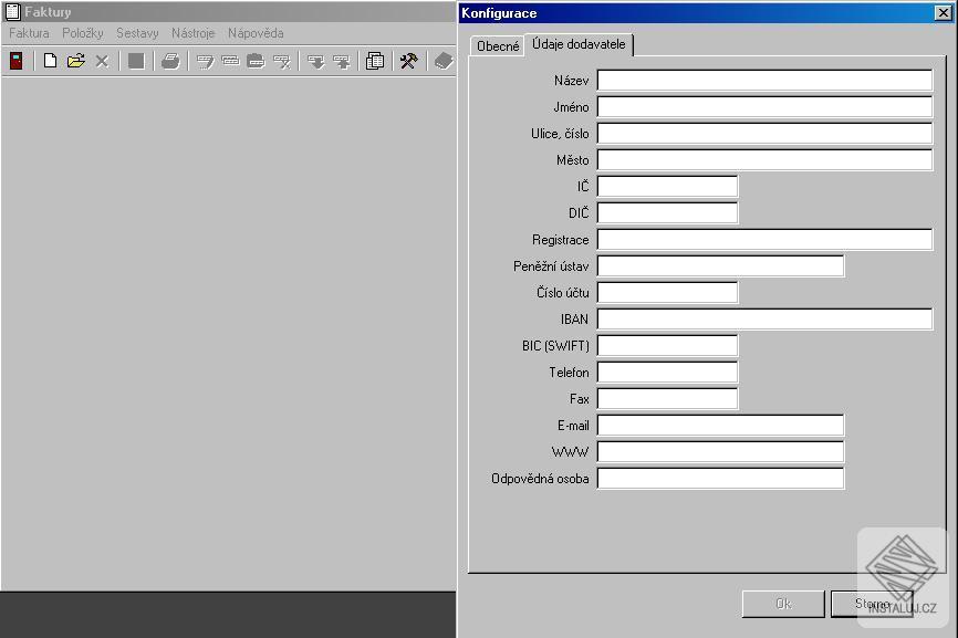 Faktury datales - vystavování faktur, cenových nabídek a dokladů