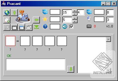 Pracant - klikačka, která zvládne službu na onbuxu