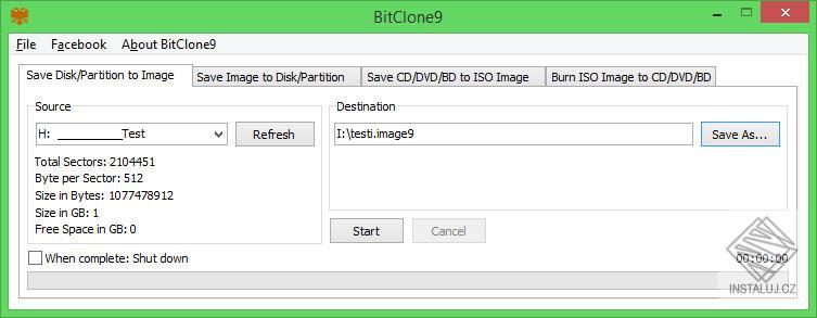 BitClone - kompletní řešení zálohování