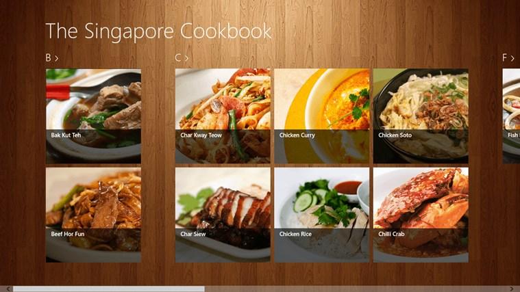 Singapore - galerie obrázků z možnosti integrace do vašich www stránek