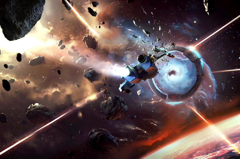V mezihvězdném prostoru se uplatní diplomacii i užití síly