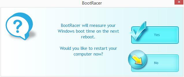 BootRacer: měřit se dá až po restartu