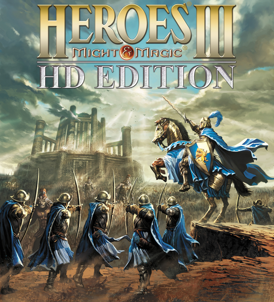 Heroes of Might & Magic 3 se vracejí v HD kvalitě